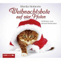 Weihnachtsbote auf vier Pfoten (MP3-Download) - Roberts, Sheila