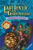 Achterbahn ins Abenteuer / Labyrinth der Geheimnisse Bd.1 (eBook, ePUB)
