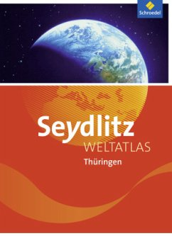 Seydlitz Weltatlas. Thüringen
