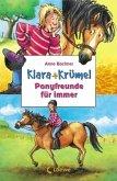 Ponyfreunde für immer / Klara & Krümel Bd.3+4 (Mängelexemplar)