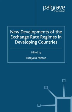 New Developments of the Exchange Rate Regimes in Developing Countries (eBook, PDF)