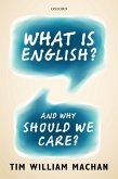 What is English? (eBook, PDF)