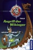 Angriff der Wikinger / 4 durch die Zeit Bd.7 (eBook, ePUB)