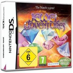 Jewel Adventures (Match 3-Spiel)
