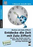 Entdecke die Zeit mit Zalo Zifferli