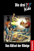 Das Rätsel der Könige / Die drei Fragezeichen-Kids Bd.56 (eBook, ePUB)