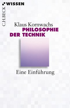 Philosophie der Technik (eBook, ePUB)