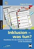 Inklusion - was tun? - Grundschule
