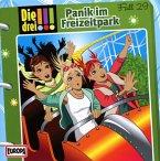 Panik im Freizeitpark / Die drei Ausrufezeichen Bd.29