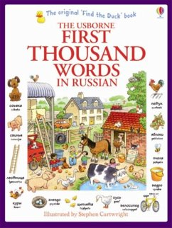 First Thousand Words in Russian - Amery, Heather