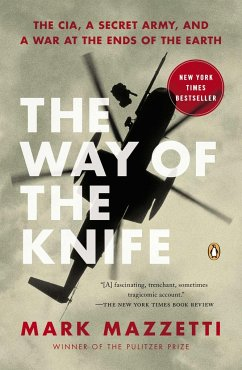 The Way of the Knife - Mazzetti, Mark