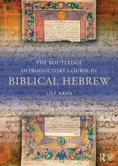 The Routledge Introductory Course in Biblical H...