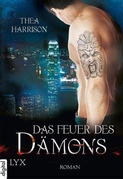 Das Feuer des Dämons / Elder Races Bd.4 (eBook, ePUB) - Harrison, Thea