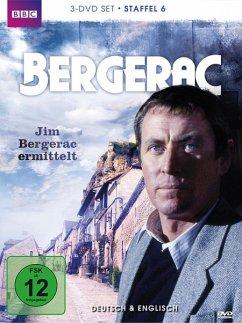 Bergerac - Jim Bergerac ermittelt: Staffel 6 (3 Discs)