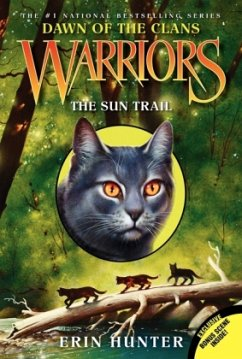 Warriors: Dawn of the Clans 01: The Sun Trail - Hunter, Erin