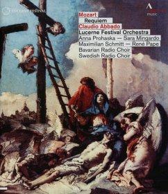 Requiem D-Moll Kv 626 - Abbado/Lucerne Festival Orch./Prohaska/Mingardo/+
