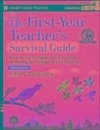 The First-Year Teacher's Survival Guide: Ready-to- Use K-12 W/DVD - Thompson