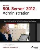 Microsoft SQL Server 2012 Administration (eBook, PDF)
