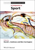 A Companion to Sport (eBook, PDF)
