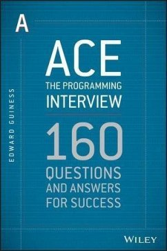 Ace the Programming Interview (eBook, PDF) - Guiness, Edward