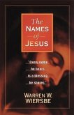 Names of Jesus (eBook, ePUB)
