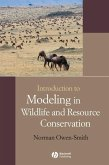 Introduction to Modeling in Wildlife and Resource Conservation (eBook, PDF)
