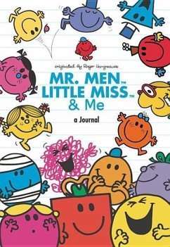 Mr. Men, Little Miss, and Me: A Journal - McCarthy, Rebecca
