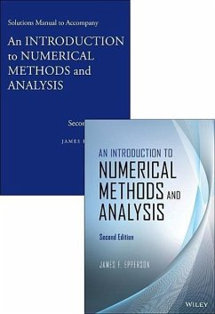 An Introduction to Numerical Methods and Analysis Set - Epperson, James F.
