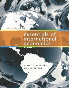Essentials of International Economics - Feenstra, Robert C.; Taylor, Alan M.
