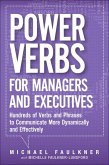 Power Verbs for Managers and Executives (eBook, PDF)