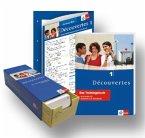 Découvertes 1. Lern-Set: Trainingsbuch, Vokabel-Lernbox, Auf einen Blick Grammatik