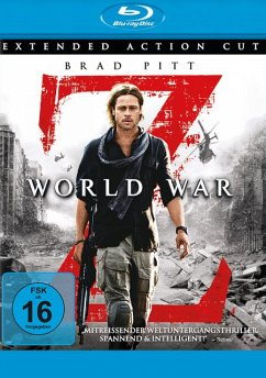 World War Z Extended Edition - Brad Pitt,Mireille Enos,James Badge Dale
