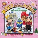 Der kleine König - Das Weihnachts-Drachenei, 1 Audio-CD