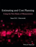 Estimating and Cost Planning Using the New Rules of Measurement (eBook, ePUB)