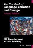 The Handbook of Language Variation and Change (eBook, ePUB)