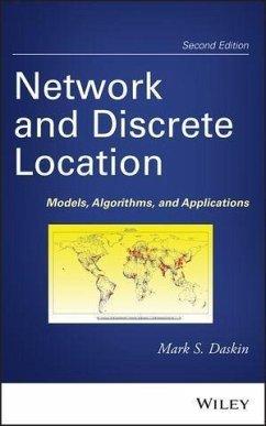 Network and Discrete Location (eBook, ePUB) - Daskin, Mark S.
