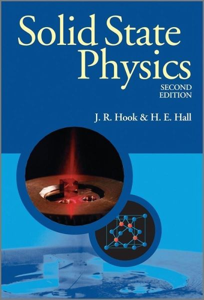 Book Cover Design Science And Nature : Solid state physics ebook pdf von j r hook h e