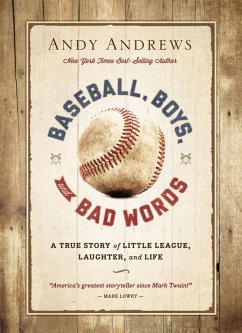 Baseball, Boys, and Bad Words (eBook, ePUB) - Andrews, Andy