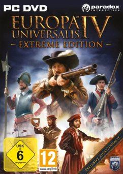 Europa Universalis IV - Extreme Edition (PC)