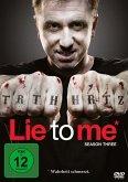 Lie To Me - 3. Staffel DVD-Box