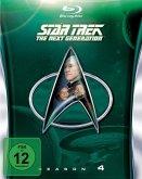 STAR TREK: The Next Generation, Season 4 (6 Blu-rays)