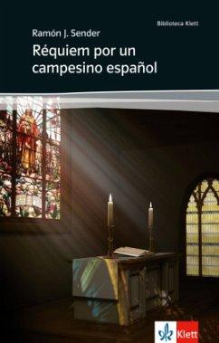 9783125356160 - Sender, Ramon J.: Réquiem por un campesino español - Buch