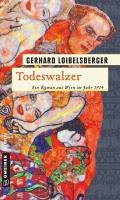 Todeswalzer / Nechyba-Saga Bd.4 (eBook, PDF) - Loibelsberger, Gerhard
