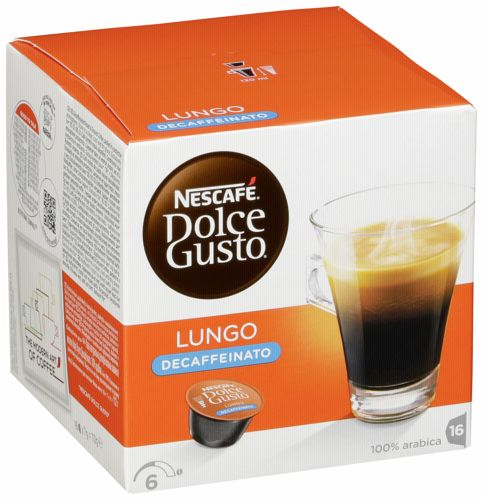 nescafe dolce gusto caffe lungo entkoffeiniert portofrei bei b kaufen. Black Bedroom Furniture Sets. Home Design Ideas