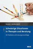 Schwierige Situationen in Therapie und Beratung (eBook, PDF)