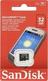 SanDisk MicroSDHC Card Only 32GB SDSDQM-032G-B35