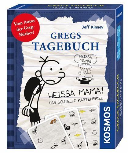 Kosmos 741624 - Gregs Tagebuch: Heissa, Mama!