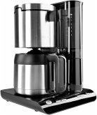 Bosch TKA 8653 Styline Edle Thermo Kaffemaschine (für 8 - 12 Tassen) schwarz/silber