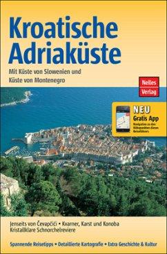 Nelles Guide Kroatische Adriaküste