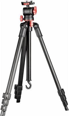walimex pro Reisestativ Basic Kamerastativ 126cm